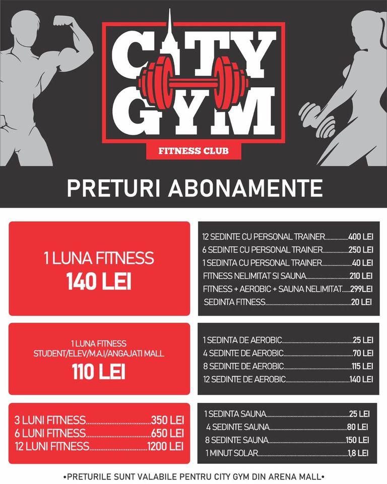abonamente-sala-desport-fitness-Bacau-arena-mall-bacau-city-gym-sala-de-fitness-non-stop