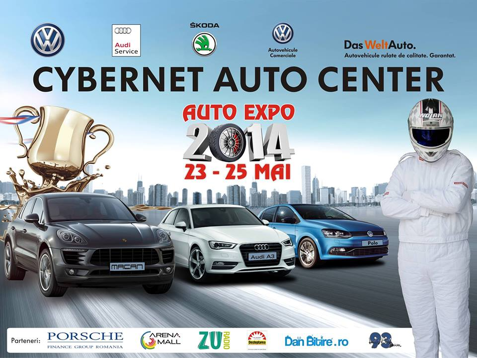 Auto Expo 2014 - Cybernet Auto Center