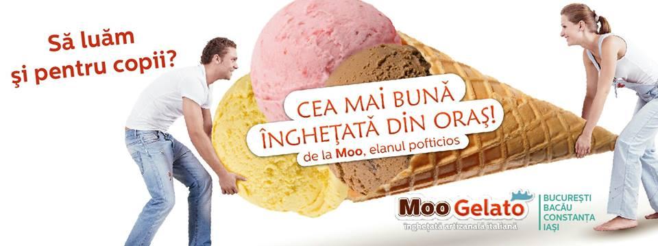 Deschiderea oficiala a terasei Moo Cafe Bacau