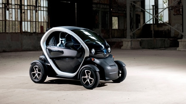 RENAULT TWIZY DISPONIBIL IN ROMANIA