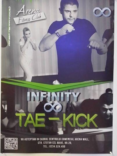 Arena Fitness Club-Tae-Kick_cover