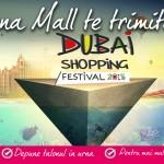 Arena Mall te trimite la DUBAI SHOPPING FESTIVAL 2015