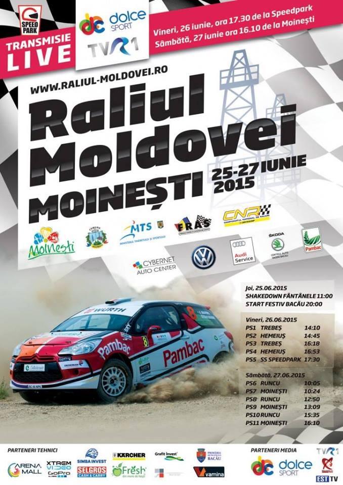RALIUL MOLDOVEI 2015