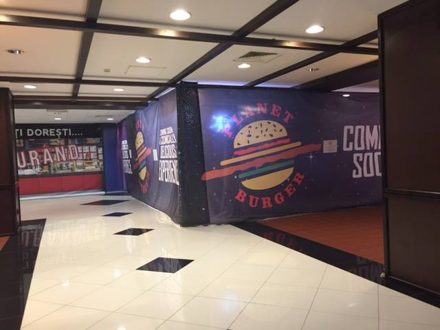 planet Burger in Arena Mall_27 noiembrie 2015