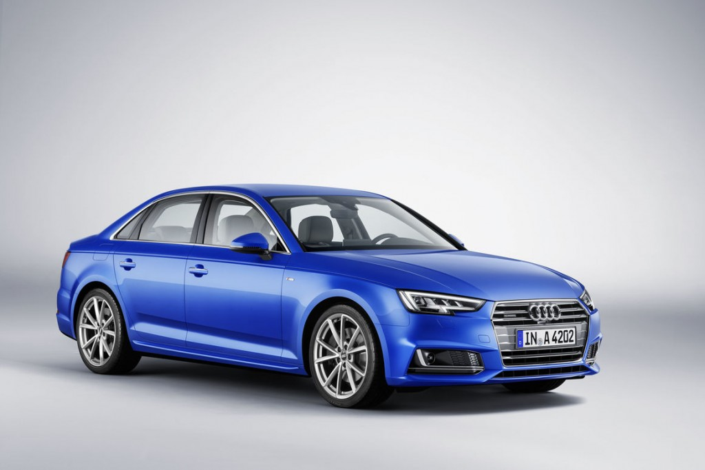 HIGH TECH ALL THE WAY – Noul Audi A4 si A4 Avant @Cybernet Auto Center