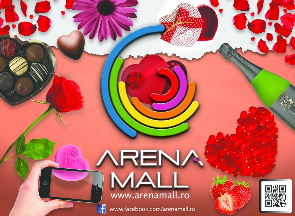 Valentine's Day 2016 Arena Mall_TNL Bacau