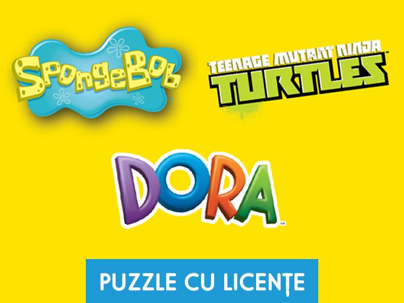 3.puzzle cu licente