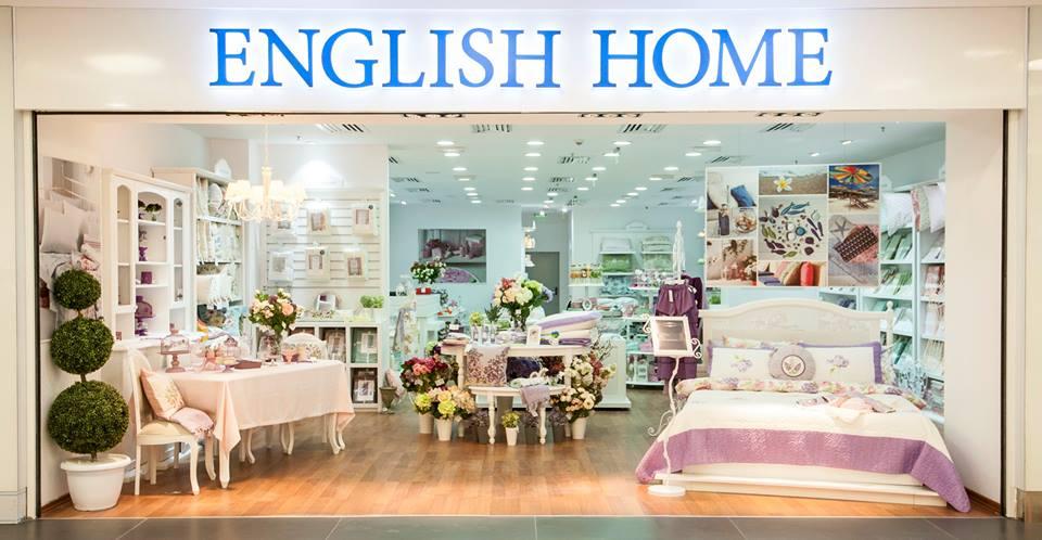 DESCHIDERE MAGAZIN ENGLISH HOME: 23 aprilie 2016
