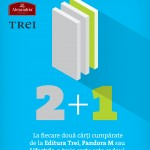 2+1 Alexandria Librarii Editura TREI