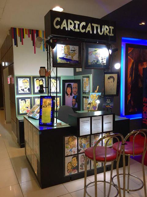 Caricaturi-Florin-Petroi-cadouri-inedite-Arena-Mall