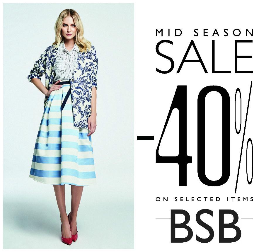Mid Season Sale BSB