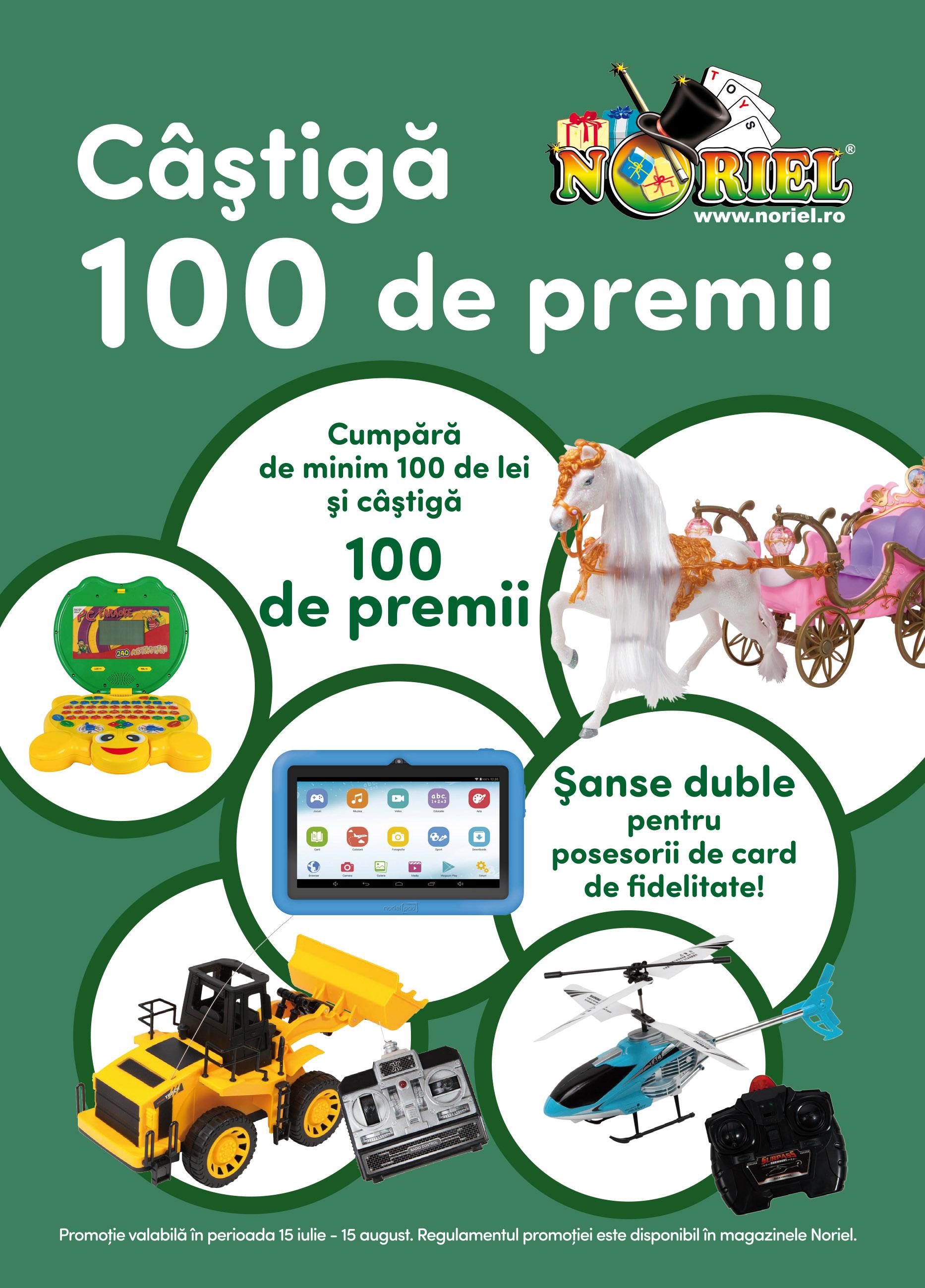 100 premii Noriel-TIPO