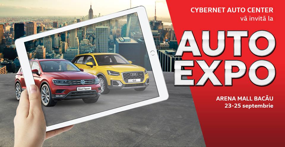 CYBERNET AUTO CENTER AUTO EXPO: 23-25.09.2016