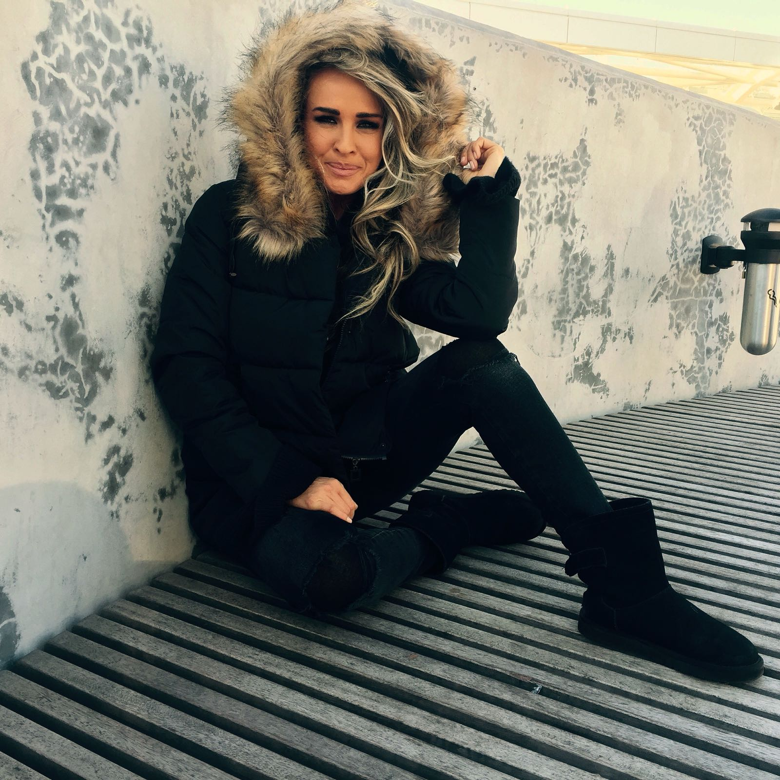 BSB Fashion style outfit Diana Munteanu
