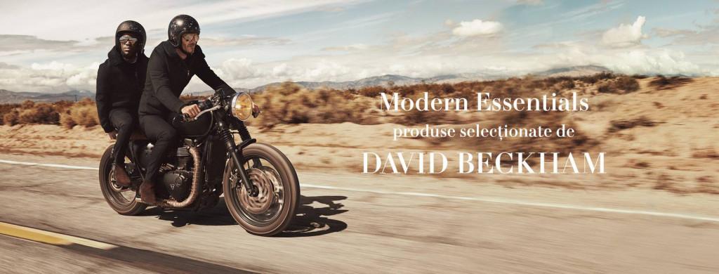 Modern Essentials with David Beckham, Kevin Hart , H&M 2016