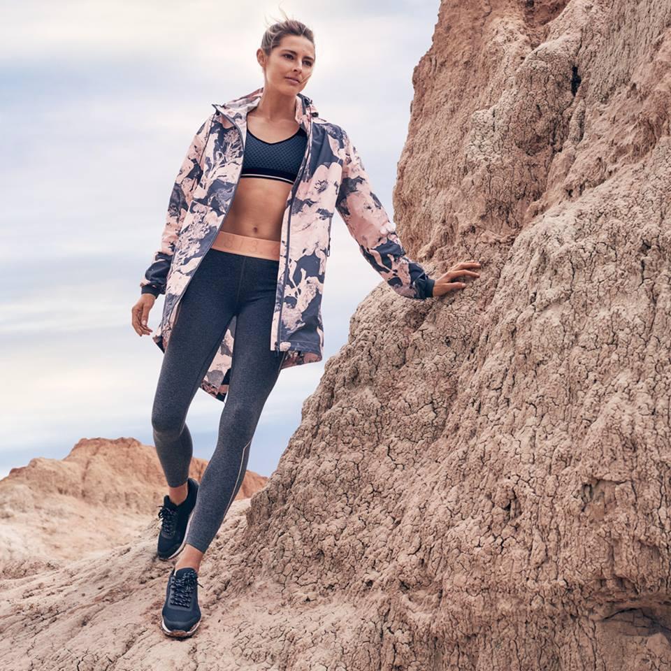 H&M Sport ianuarie 2017