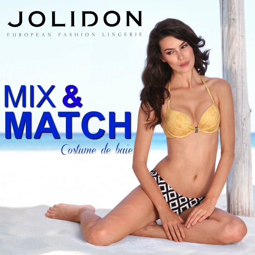 Jolidon - mai - Arena Mall Bacau-mix-and-match