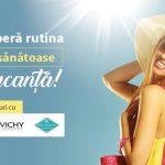 Salofarm,, La ROche Posay si Vichy au grija de pielea ta_Arena Mall