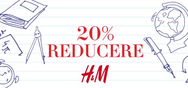 H&M reduceri de toamna H&M
