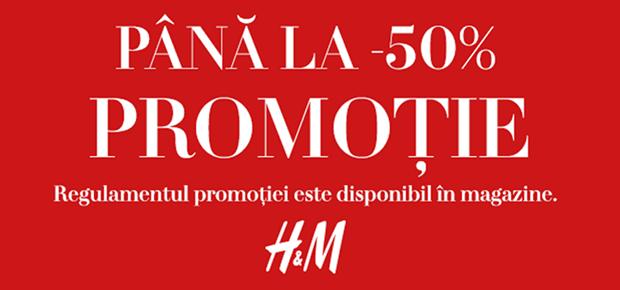 accente de toamna la H&M