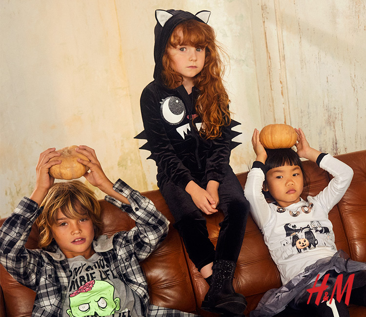 Basme de Halloween la H&M