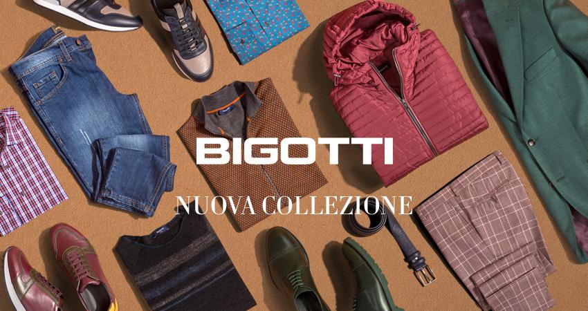 Nuova collezione la Bigotti