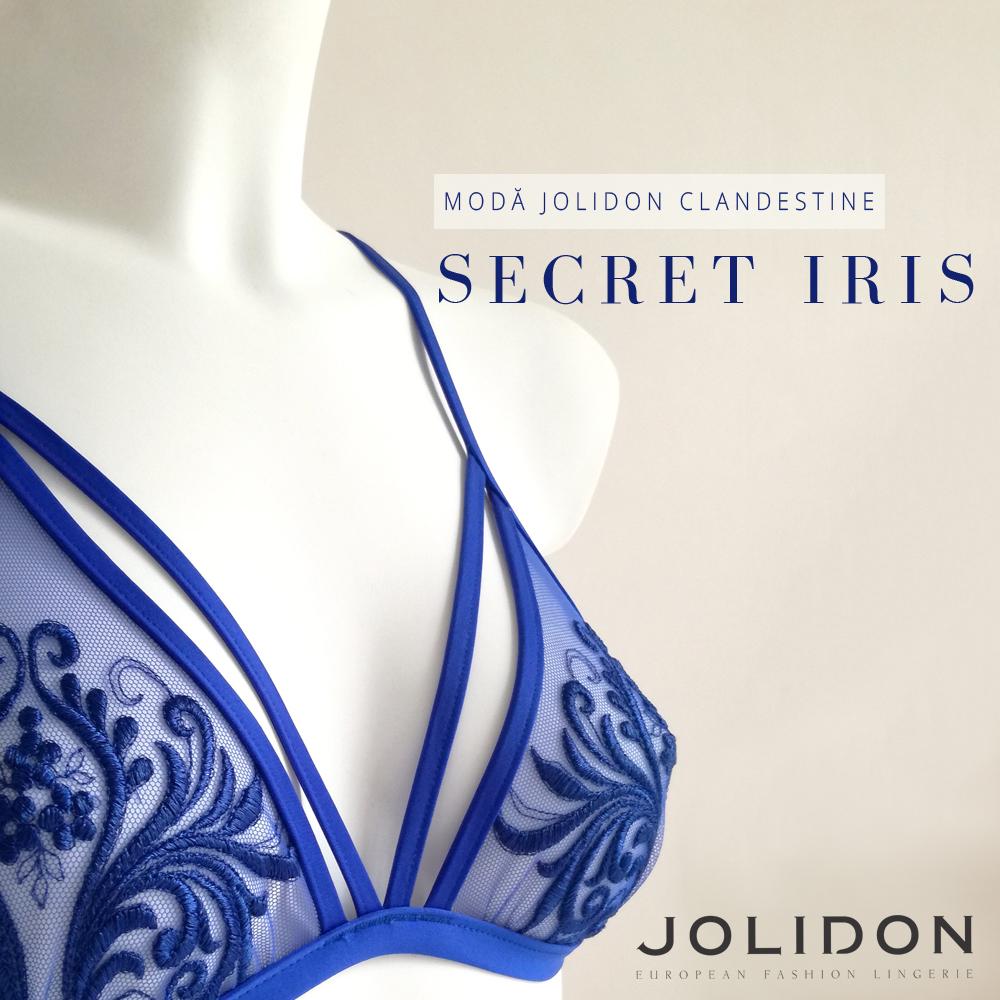 Secret Iris Jolidon