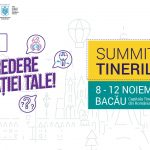Summitul TInerilor-noiembrie-2017-Bacau Capitala Tineretului din Romania