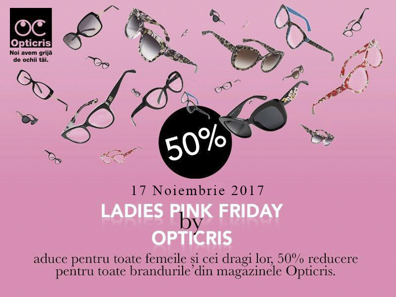 Opticris PINK FRIDAY