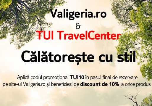 valigeria si tui travel center