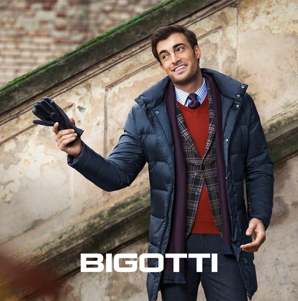 Jachete de barbati Bigotti