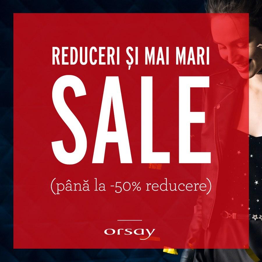 Reduceri promotionale Orsay Craciun Revelion 2017 2018