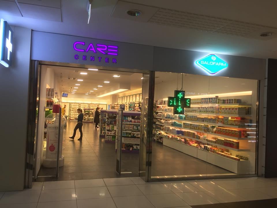 Faramacia-Salofarm-in-arena-mall-parter-Bacau