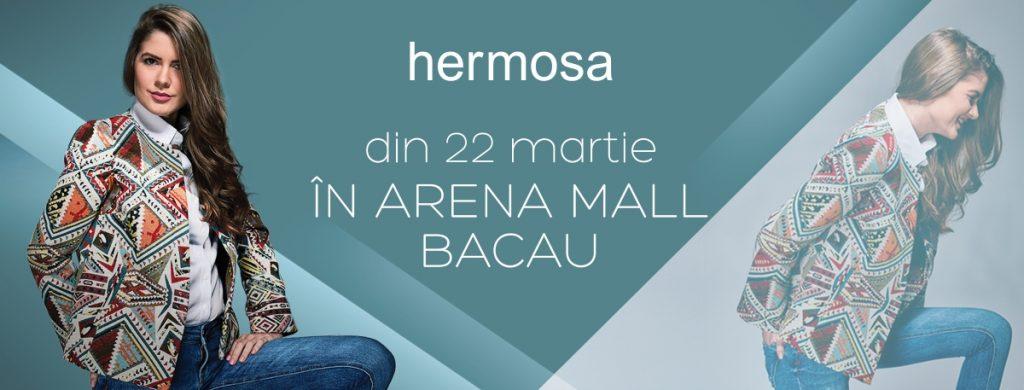 Hermosa-in-arena-mall-bacau-inaugurare-brand-bacau