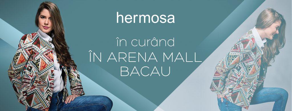 Hermosa-deschidere-magazin-Arena-Mall-Bacsu-haine-femei-elegante-office-sacouri-branduri-romanesti