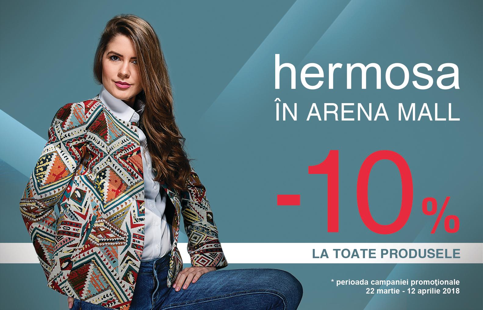machetă Hermosa -discount